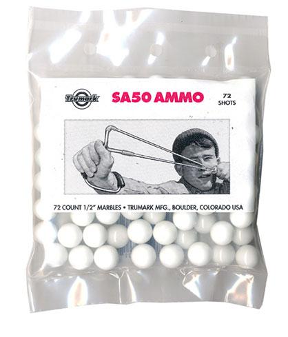 Bag of SA50 tracer Ammo with 72 shots