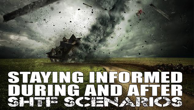 staying informed header