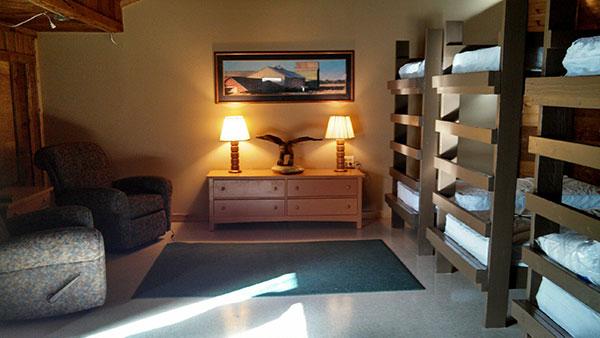 Extra accommodations