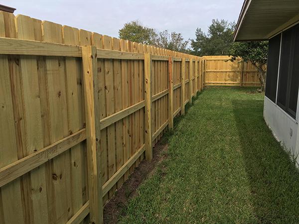 deterrent fence