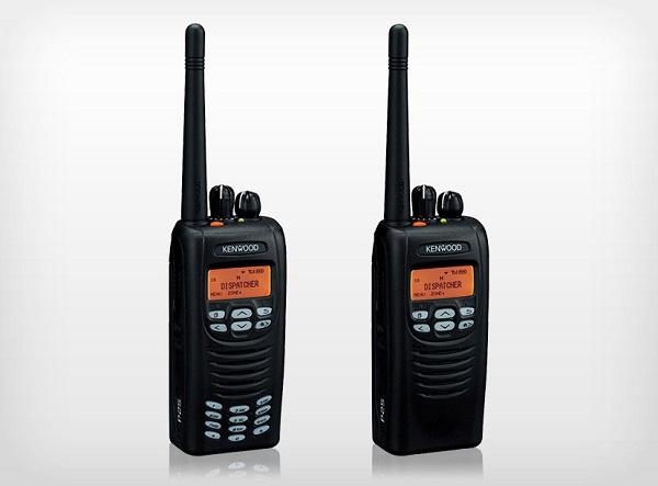 radio with DES encryption