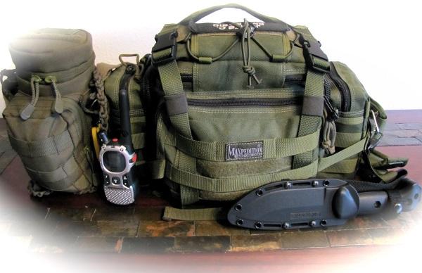 Sample faraday bag