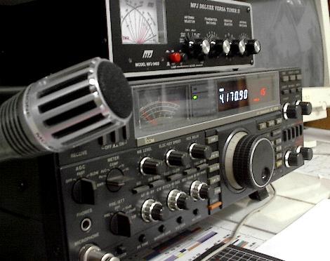 radio set up